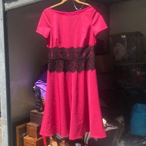 Fuchsia Mikael Aghal Dress